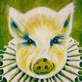 Mookie the pig
