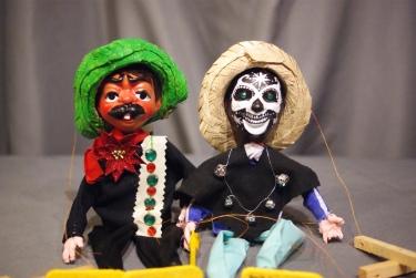 Feliz Navidad Marionettes