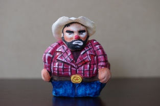 Rodeo Hobo Clown