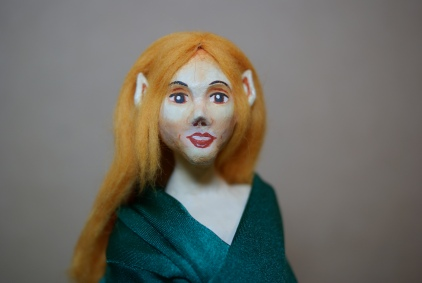 Elf Art doll
