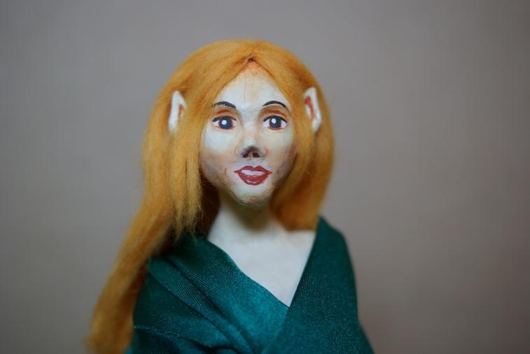 Elf Art doll