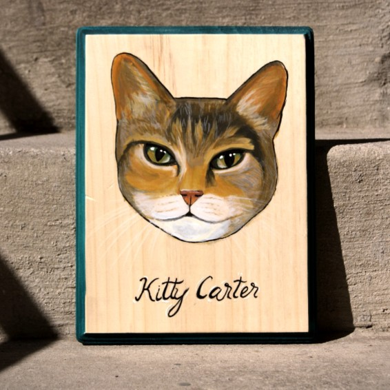 KittyPlaque